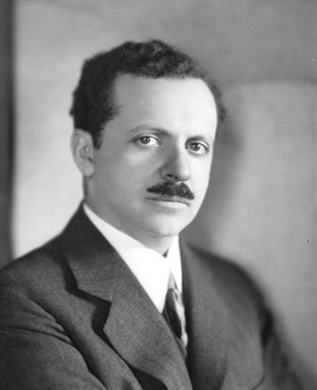 Edward Bernays in the 1920s
