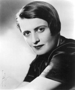 Ayn Rand in 1943